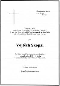 Vojta Skopal parte