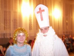 Mikulášský pátek 2010