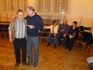 Josef Adámek 60. narozeniny